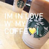 Photo taken at Starbucks by Areej B. on 9/2/2016