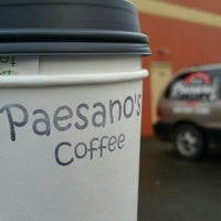 Photo taken at Paesano's Coffee by Beth N. on 3/24/2016