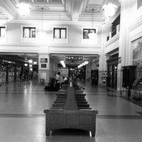 Photo taken at Pacific Central Station (XEA) by Joyce L. on 6/18/2013