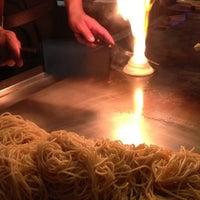Photo taken at Goten of Japan by Sarah J. on 12/23/2012