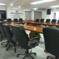 Photo taken at IEPC [Instituto Electoral y de Participación Ciudadana de Tabasco] by Gork R. on 1/31/2013