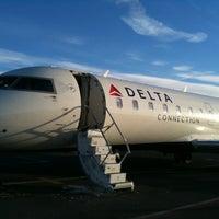 Photo taken at Buffalo Niagara International Airport (BUF) by Mellisa L. on 12/28/2012