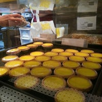 Photo taken at Tai Cheong Bakery by Mellisa L. on 6/16/2013