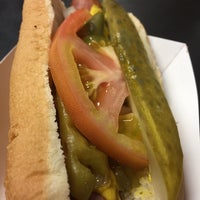 Photo taken at George's Hot Dogs by Ben S. on 10/22/2016