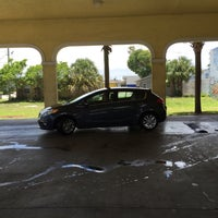 Photo taken at Poinciana Car Wash Detail Lube by MJTBQ on 7/3/2015