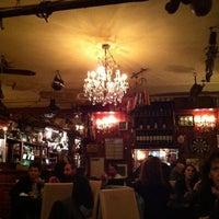 Photo taken at Nicola's Irish Pub by Silvia on 5/13/2014