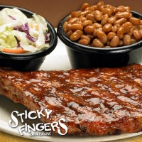 Photo taken at Sticky Fingers Smokehouse by Sticky Fingers Smokehouse - Get Sticky. Have Fun! on 7/2/2014