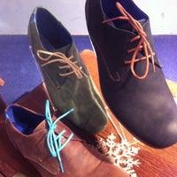 Photo taken at John Fluevog Shoes by John A. on 12/30/2012