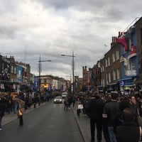 Photo taken at Camden Town by Ulas on 10/22/2016