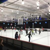 Photo taken at San Diego Ice Arena by Lars-Erik F. on 12/10/2016