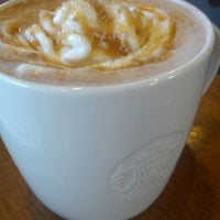 Photo taken at Starbucks by Jen B. on 10/19/2012