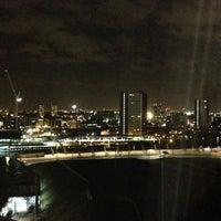 Photo taken at Holiday Inn London - Stratford City by Mari on 11/6/2013