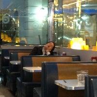 Photo taken at Tick Tock Diner by David C. on 2/3/2013