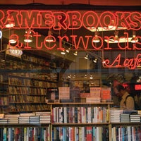 Photo taken at Kramerbooks & Afterwords Cafe by Kramerbooks & Afterwords Cafe on 12/20/2013