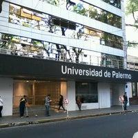 Photo taken at Universidad de Palermo by Miguel O. on 4/15/2013