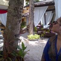 Photo taken at Boracay Plaza Hotel by Brian V. on 4/13/2013