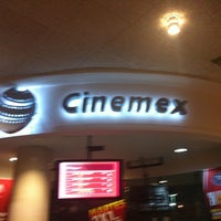 Photo taken at Cinemex by Axel S. on 10/9/2012
