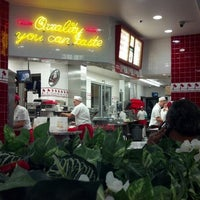 Photo taken at In-N-Out Burger by Thomas M. on 11/17/2012