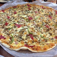 Photo taken at Calda Pizza by Inah P. on 12/2/2013