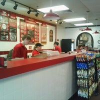 Photo taken at Firehouse Subs by Gregg W. on 4/26/2013