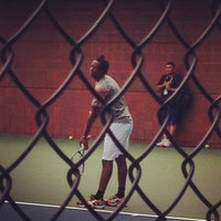 Photo taken at Practice Courts (1-5) - USTA Billie Jean King National Tennis Center by Rob on 8/31/2013