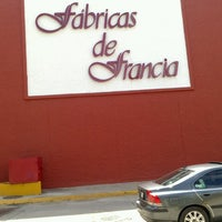 Photo taken at Fabricas De Francia by Adrian De Jesus R. on 6/22/2013