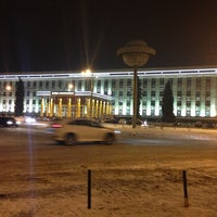 Photo taken at ВГУ by Ирина С. on 1/29/2013