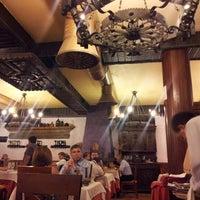 Photo taken at El Lagar de Isilla by Vanesa S. on 9/15/2012