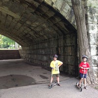 Photo taken at Tyler Park by Chris M. on 7/8/2013