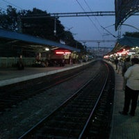Photo taken at Begumpet Railway Station by arjun a. on 9/27/2012