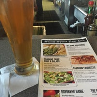 Photo taken at Sports Page Pub by Sue B. on 10/21/2015