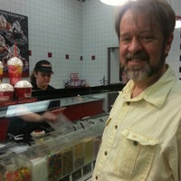 Photo taken at Cold Stone Creamery by Melody Faith C. on 6/17/2013