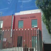 Photo taken at Secretaría de Turismo y Desarrollo Económico by Mara on 10/6/2012