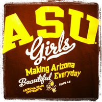 Photo taken at Sun Devil Campus Stores-Tempe Campus by Amy B. on 12/6/2012