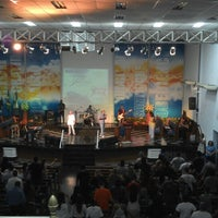 Photo taken at Igreja Batista em Renovação Espiritual Nova Jerusalém by Timóteo C. on 6/12/2013