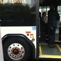 Photo taken at Kennedy Plaza Bus Terminal by Jessica B. on 6/7/2013