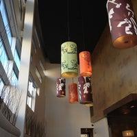 Photo taken at Plum Pan-Asian Kitchen by Mayuri on 11/17/2012