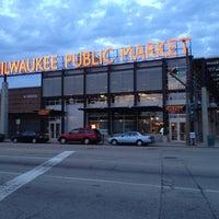 Photo taken at Milwaukee Public Market by Jeff on 6/15/2013