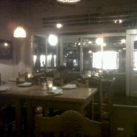 """Photo taken at Bistro """"Dal Barone"""" by Oscar S. on 4/12/2011"""