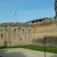 Photo taken at Giardini di Castel Sant'Angelo by Anton T. on 3/5/2012