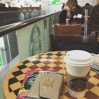 Photo taken at Starbucks by Arwa v. on 1/18/2016