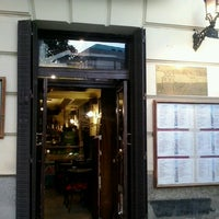 Photo taken at Café de los Austrias by Shinichi S. on 4/30/2014