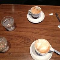 Photo taken at Establecimiento General de Café by Maximiliano C. on 11/15/2012