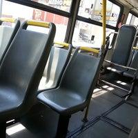 Photo taken at Metrobús Buenavista L4 by Itza on 6/18/2013