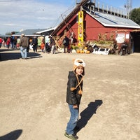 Photo taken at Siegel's Cottonwood Farm by Erica A. on 10/19/2013