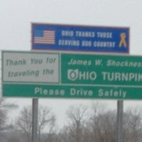 Photo taken at Ohio / Indiana - State Line by Daniel R. on 1/27/2013