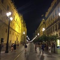 Photo taken at Seville by davide n. on 8/24/2016