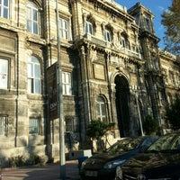 Photo taken at İstanbul Teknik Üniversitesi by Ali K. on 12/15/2012