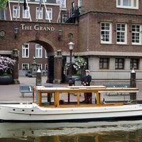 Photo taken at Sofitel Legend The Grand Amsterdam by Sofitel Concierge on 4/16/2014