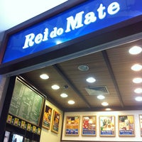 Photo taken at Rei do Mate by Bruno M. on 7/20/2013